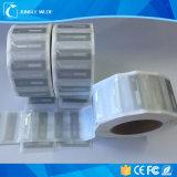 ISO18000-6c de Lees-schrijf Vreemde H3 Passieve UHFMarkering RFID van het Document
