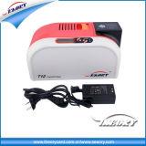Impresora barata vendedora caliente T12 de la tarjeta de la identificación