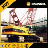 90トンのSanyの上昇のクローラークレーン(SCC900E)