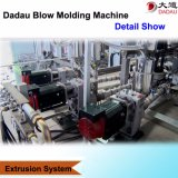 Het produceren van Machine van 6-laag de Plastic Tank van de Brandstof voor Auto's