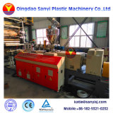 Bevloering die van SPC van de steen de Plastic Samengestelde Machine maken