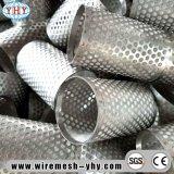 Tube perforé en métal pour la maille en métal de Perfoated