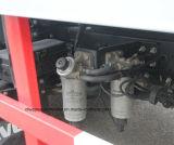 Tonnes de Van Truck 4X2 de Yuejin Refrigerated 5 ont frigorifié le wagon couvert
