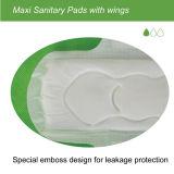 Débit lourd des serviettes hygiéniques Tampons menstruels Cheap Wholesale