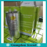 Compresor de refrigeración Condensadores Ejecutar Cbb65 450V 40UF