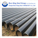 ASTM A106grb Carbon Steel Belved 끝 관