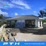 Prefabricated 건물로 호화스러운 가벼운 강철 별장 집