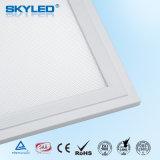 La luz del panel LED Plana Comercial con 40W 4000LM/W antirreflejos