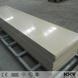 Feuilles extérieures solides acryliques 100% pures du blanc 12mm de glacier
