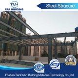 Просто полуфабрикат светлое здание стальной структуры 2017 в Zhoucun
