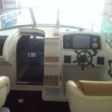 Preiswerte Pricefiberglass Außenbordozean-Geschwindigkeits-Boote für Verkauf 19000USD