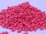 Colore rosso Masterbatch dei granelli di plastica del Virgin