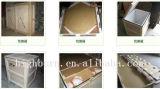 Hoher Reinheitsgrad-rechteckiges freies Quarz-Glasgefäß