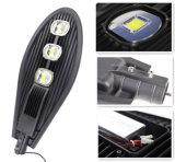 Sensores leves profissionais da luz de rua 50W do diodo emissor de luz da ESPIGA 60W 100W 150W 200W para o fornecedor de China da luz de rua