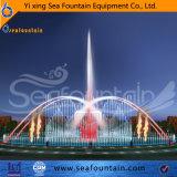 Изумительный фонтан нот качания клапана соленоида брызга высоты круглый