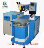 Máquina de soldadura do reparo do molde do laser para a ferragem Factory200W-400W
