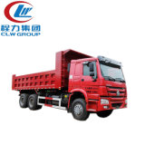 De Vrachtwagen van de Stortplaats van de Mijnbouw van Sinotruk HOWO 6X4 370HP