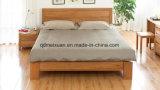 سرير صلبة خشبيّة [دووبل بد] حديثة ([م-إكس2283])