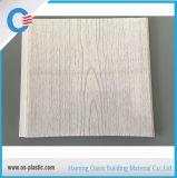 Aging Resistance 25cm PVC Ceiling 2.5kg/Sqm PVC Wood Printing Panel