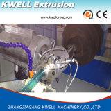 Mangueira reforçada aço do PVC que faz a máquina/extrusora fazer à máquina/linha de produção