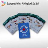 Personifizierte pädagogische Karten-Spielkarten für Verkauf