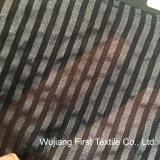 Desperdícios de algodão tecido tingidos de fios de polipropileno