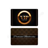 Cartão impresso do PVC do laser da cor cheia da alta qualidade com preço agradável