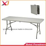 Table en plastique de pliage pour banquet/Hôtel/Restaurant/mariage/Plage/Piscine/plage