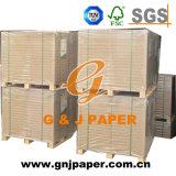 Bonne qualité de papier non couché de couleur blanche pour le marché sud-américains