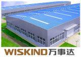 Estrutura de aço galvanizado médios quente para o Workshop de Construção em Aço