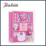 Bolsos del regalo del papel del portador de las compras del embalaje del bebé y del regalo de Gril