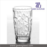 押されたガラスタンブラー内部パターン(GB027009BK)
