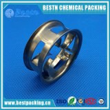 SS304 SS316 25мм MCR металлические каскад мини-кольцо с крюка