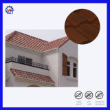 Qualitäts-Baumaterial-Stein-überzogene Metalldach-Fliese
