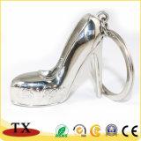 Good Looking женских High-Heeled обувь форму металлического сплава цинка цепочке для ключей