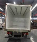 4X2 Forland kleiner gekühlter Van 3 Tonnen Gefriermaschine-LKW-