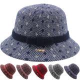 Vario sombrero del compartimiento del sombrero de las mujeres de la manera de los colores
