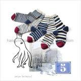Носок малыша изготовленный на заказ цвета логоса Anti-Slip Unisex связанный