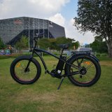 [26ينش] إطار العجلة سمين درّاجة كهربائيّة من مصنع [شنس]