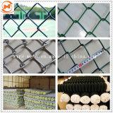 Clôture de sécurité/diamant clôture/clôture de maillon de chaîne