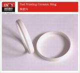 Anillo de cerámica oval de la impresión de la pista
