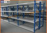 ISOの証明書が付いている鋼鉄中間義務の保管室の記憶のラッキングのガレージの棚