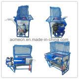 Prix d'usine de machines de battage de la pédale de riz et de battage du blé de la machine sur la vente