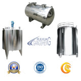 El tanque de almacenaje de acero de la agua caliente de la fabricación