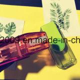 De nieuwe Fles van het Water van de Doos van het Ontwerp van de Stijl Creatieve Draagbare Plastic