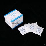 Almofada de preparação de iodo povidona de fábrica e almofada de álcool