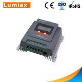 controlador solar LCD 40 ampère MPPT da carga 12V/24V