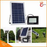 La energía solar inundan de luz exterior para Jardín de Luz Solar