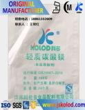 Heller Typ Mg-Karbonat