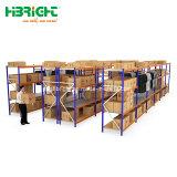 Charges moyennes Longspan entrepôt Rayonnages de stockage Rack pour les marchandises lourdes